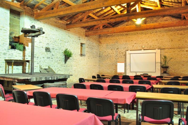Domaine Albert Salle de séminaire