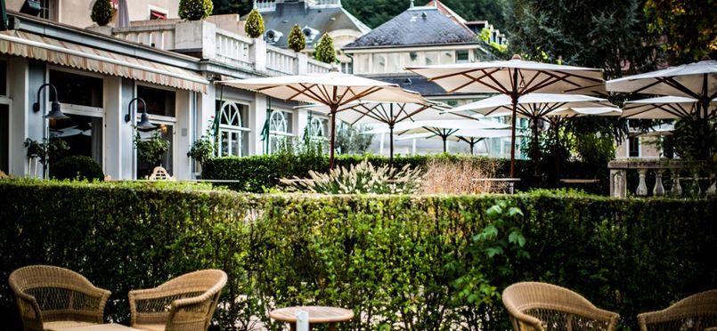 Salle séminaire  - Grand Hôtel Restaurant Les Terrasses Uriage ****