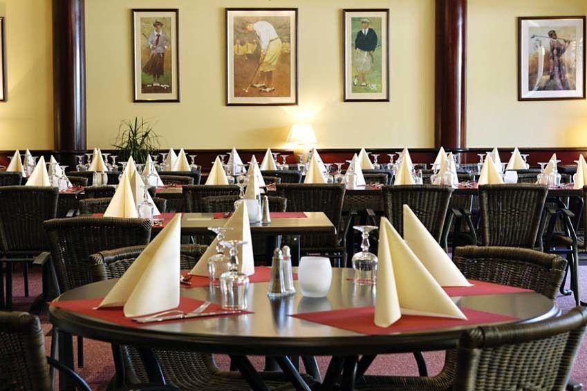 Golf Hôtel Charmeil Restaurant