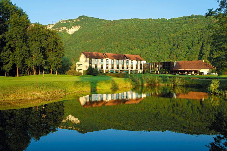 Golf Hôtel Charmeil Vue d'ensemble