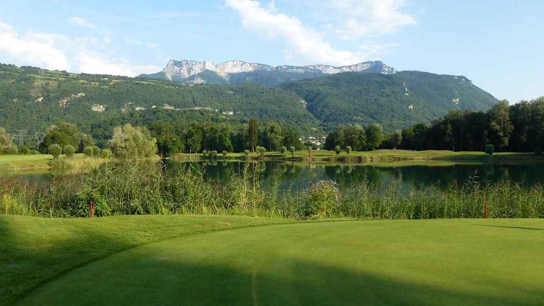 Golf Hôtel Charmeil Golf
