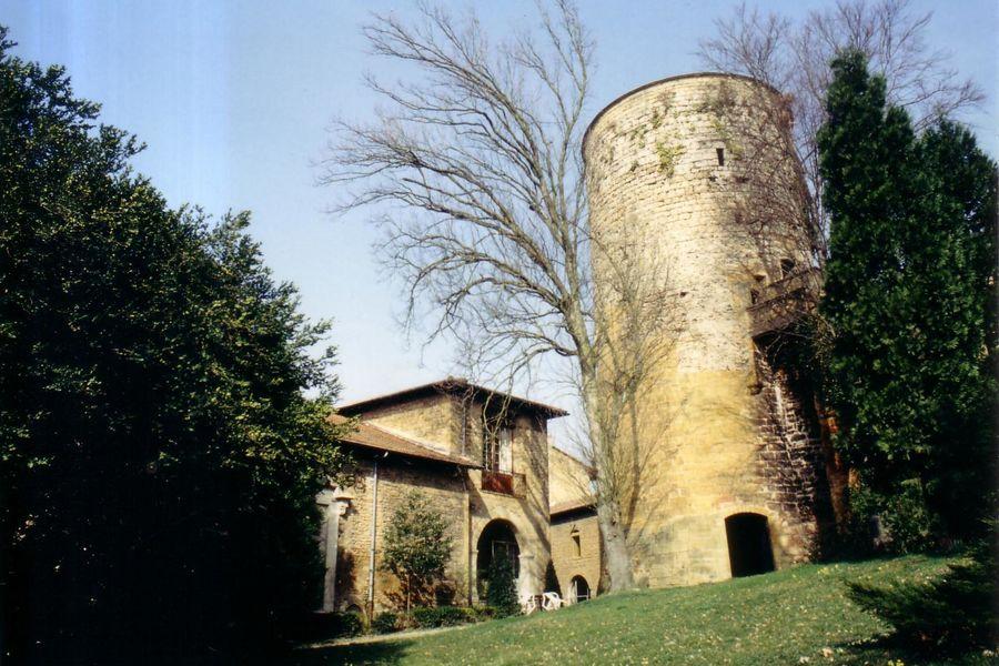 Château de Chessy Extérieur