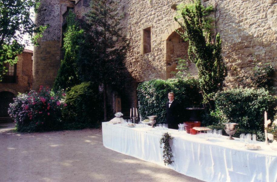 Château de Chessy Terrasse