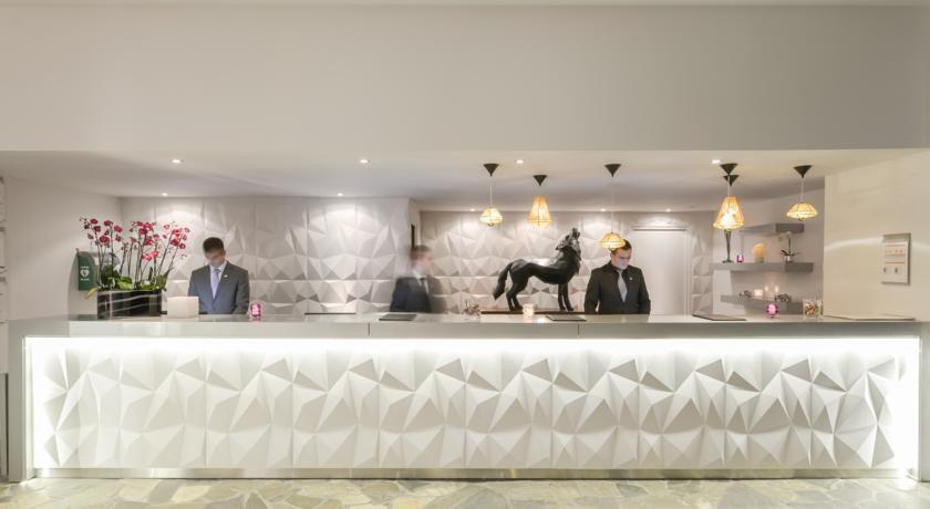 Hôtel l'Aigle des Neiges **** 6
