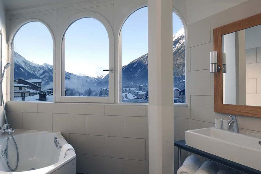 Hotel Le Morgane **** Salle de bain