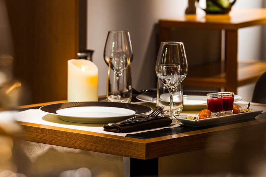 Hotel Le Morgane **** Restaurant