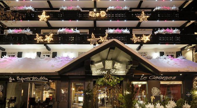 Hôtel Mont Blanc ****