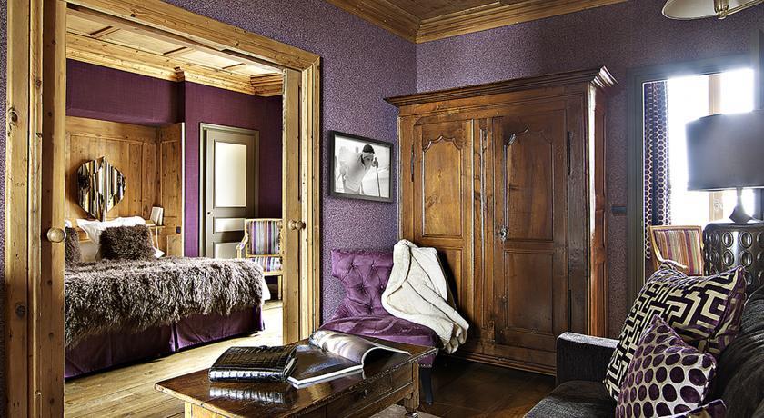 Hôtel Mont Blanc **** 3