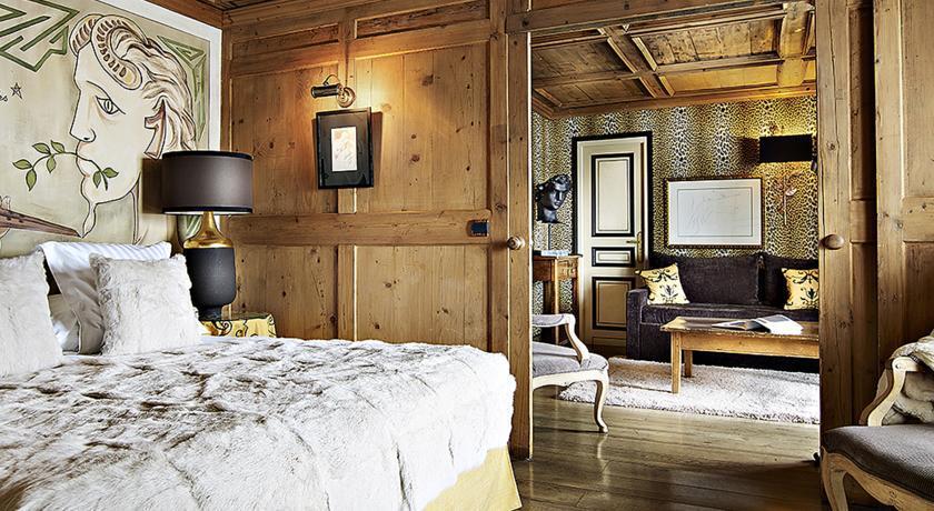 Hôtel Mont Blanc **** 4