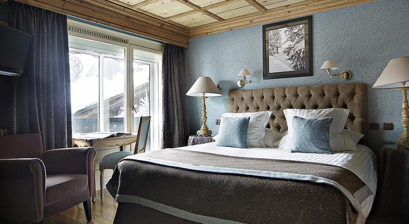 Hôtel Mont Blanc **** 7