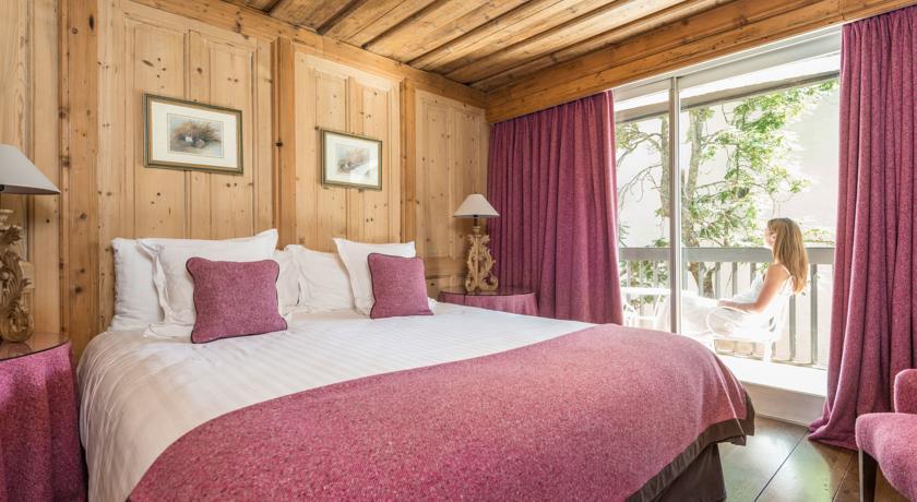 Hôtel Mont Blanc **** 8