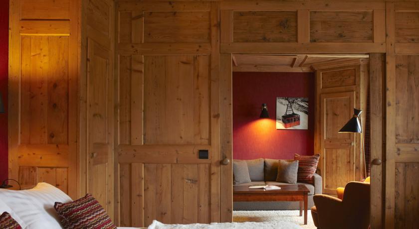 Hôtel Mont Blanc **** 9