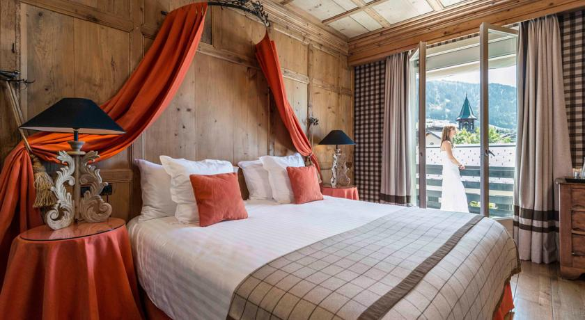 Hôtel Mont Blanc **** 10