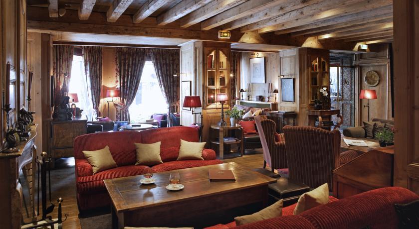 Hôtel Mont Blanc **** 15