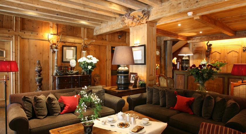 Hôtel Mont Blanc **** 16