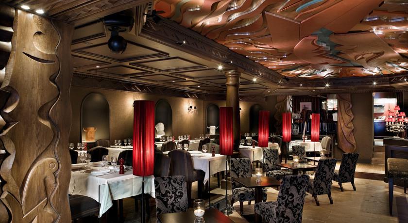Hôtel Mont Blanc **** 22