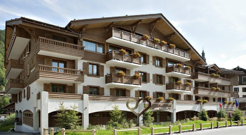 Hôtel Spa Au Coeur du Village ***** 2