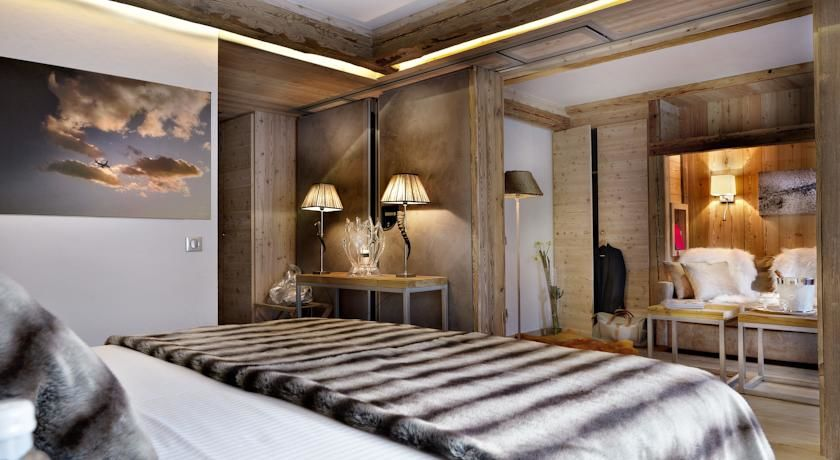 Hôtel Spa Au Coeur du Village ***** 5
