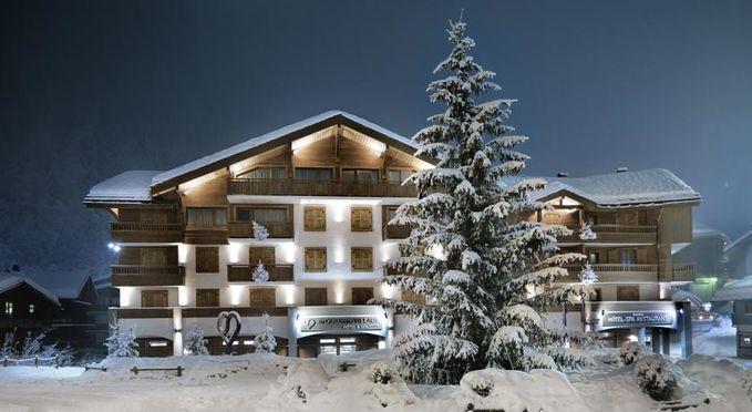Hôtel Spa Au Coeur du Village *****