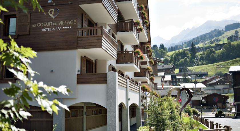 Hôtel Spa Au Coeur du Village ***** 13