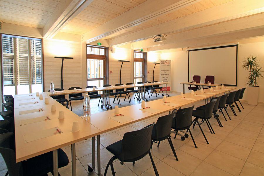 Buro Club Albi Salle de séminaire
