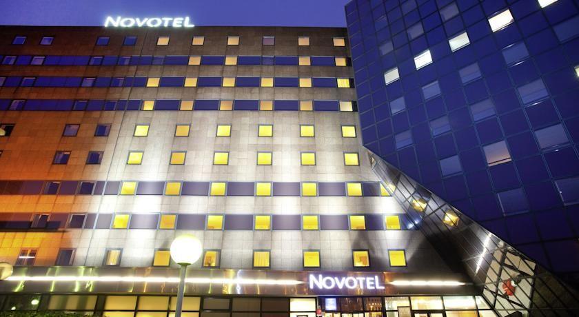 Novotel Marne la Vallée Noisy le Grand **** 39