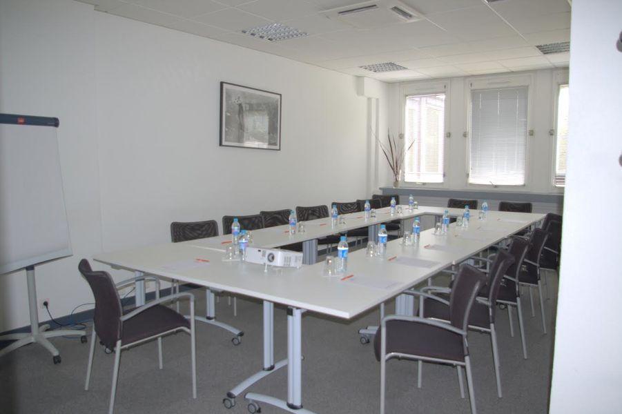 Buro Club Rennes Centre Salle de séminaire
