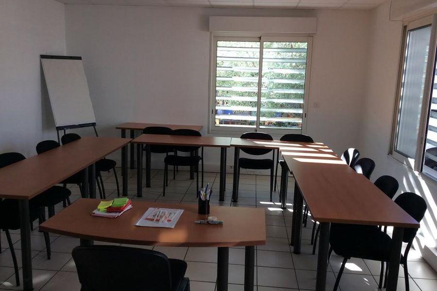 Buro Club Montpellier Salle de séminaire