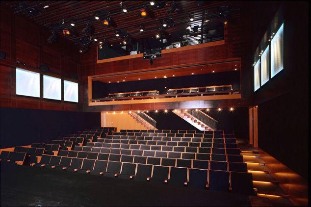 Musée Dapper Auditorium