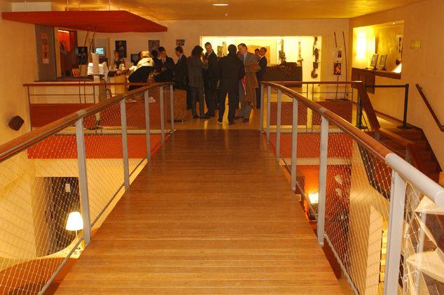 Musée Dapper Espace d'accueil