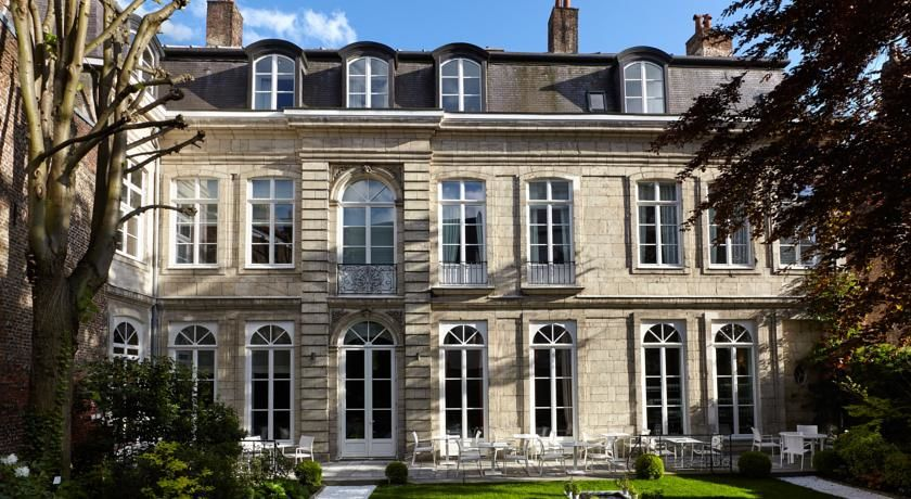 Clarance Hôtel Lille ***** 1