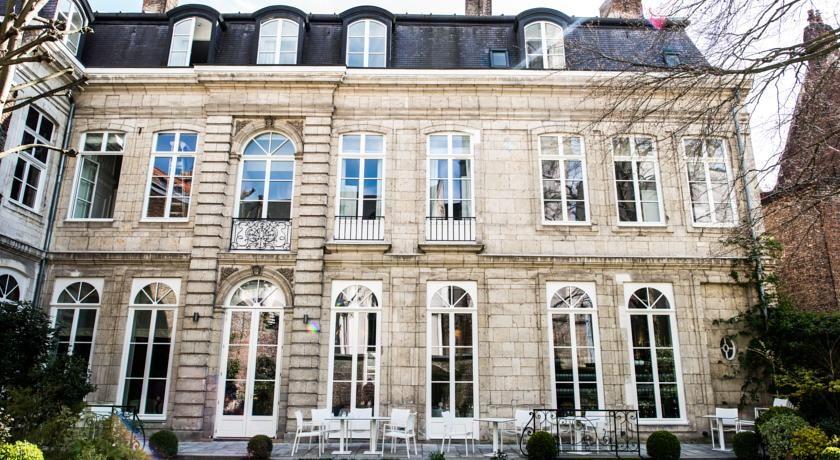 Clarance Hôtel Lille ***** 29