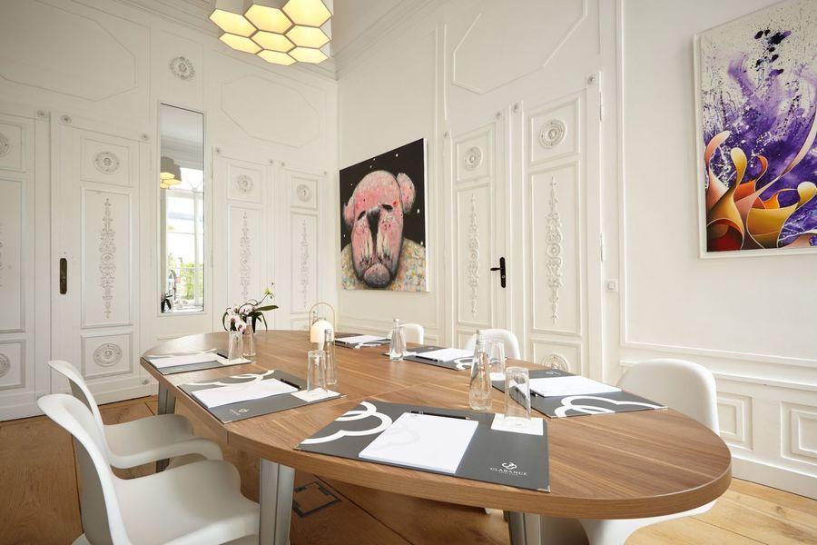 Clarance Hôtel Lille ***** Le Cabinet