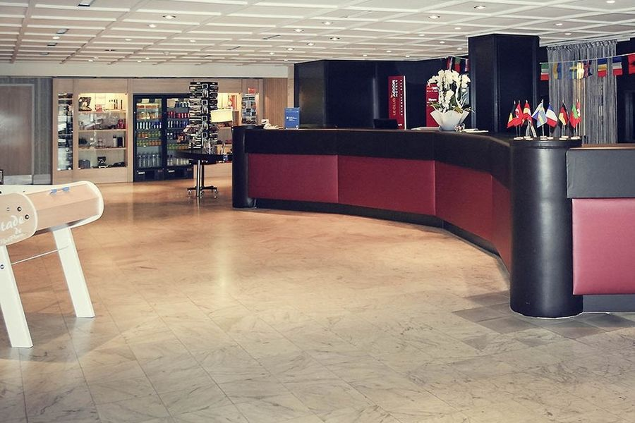 Mercure Bordeaux centre **** 6