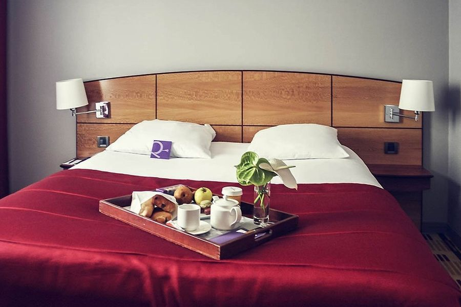Mercure Bordeaux centre **** 7