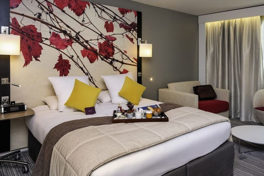 Mercure Bordeaux centre **** 8
