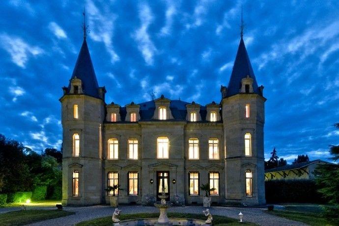 Château Pontet D'Eyrans 1
