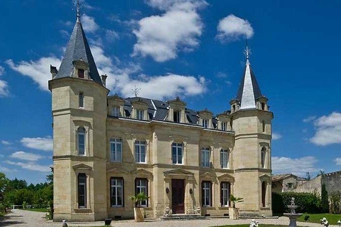 Château Pontet D'Eyrans 2