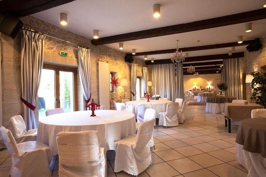 Domaine De Valmont *** Salle de réception