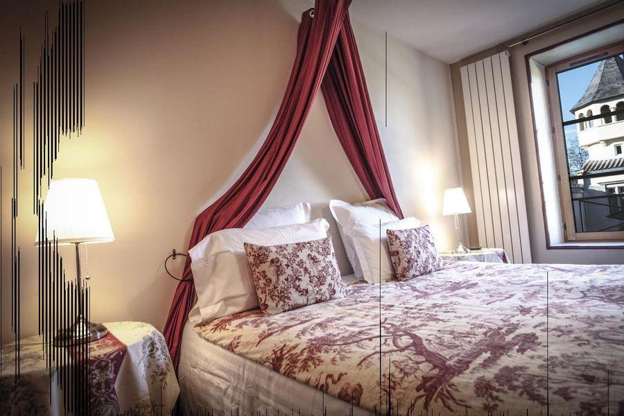 Domaine De Valmont *** Chambre