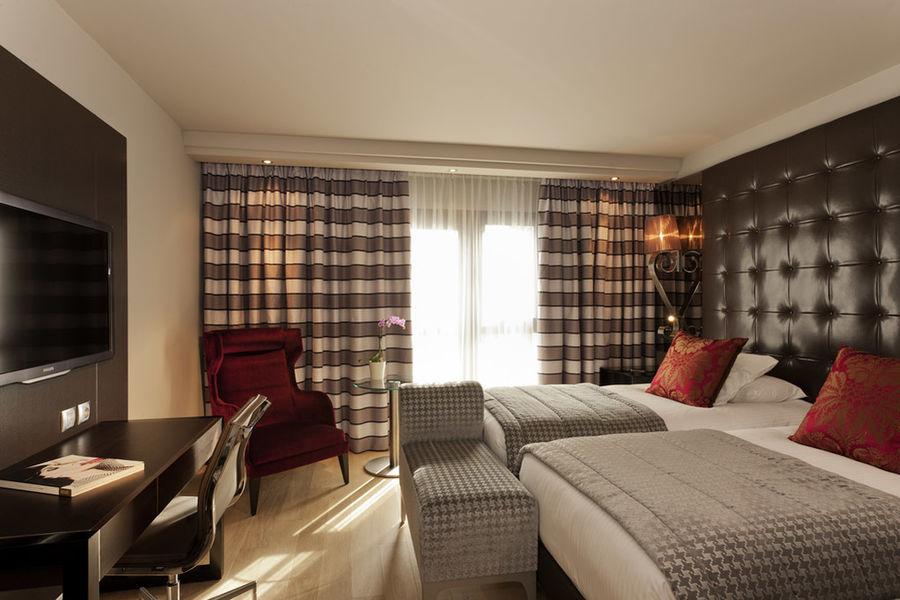 Hôtel Burdigala ***** Chambre