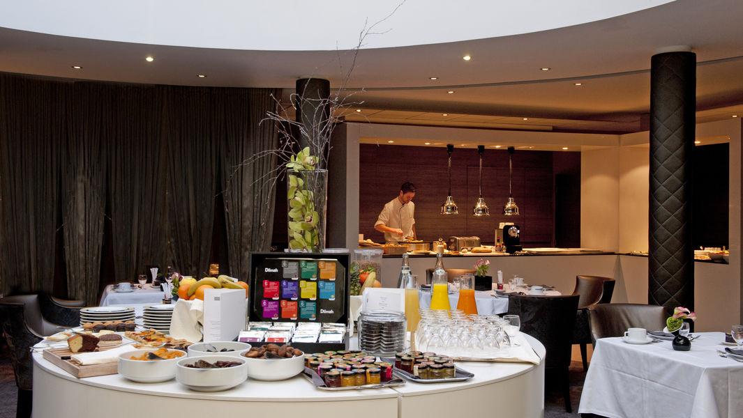Hôtel Burdigala ***** Petit-déjeuner