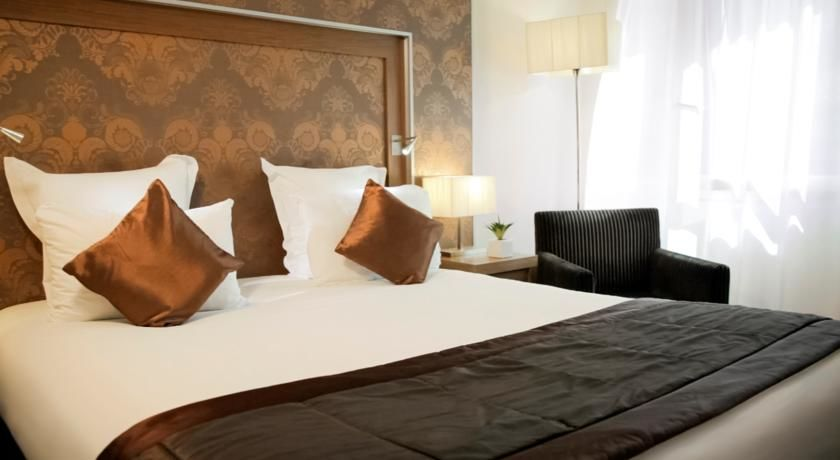 Mercure Bordeaux Gare Saint Jean **** 24