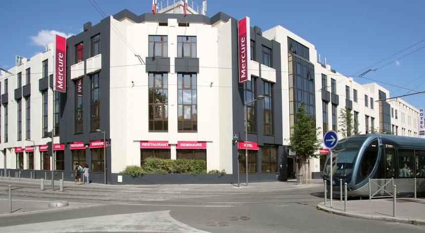 Mercure Bordeaux Gare Saint Jean **** 27
