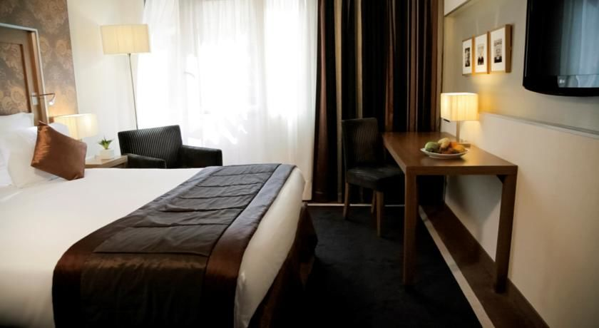 Mercure Bordeaux Gare Saint Jean **** 32