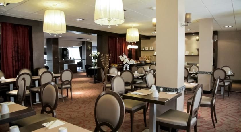 Mercure Bordeaux Gare Saint Jean **** 39