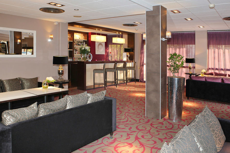 Mercure Bordeaux Gare Saint Jean **** Bar
