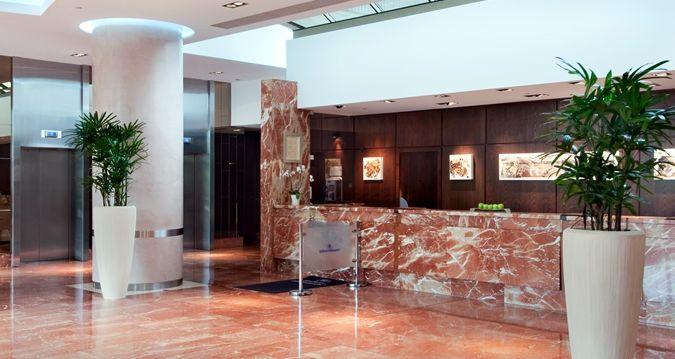 Hilton Strasbourg **** Accueil