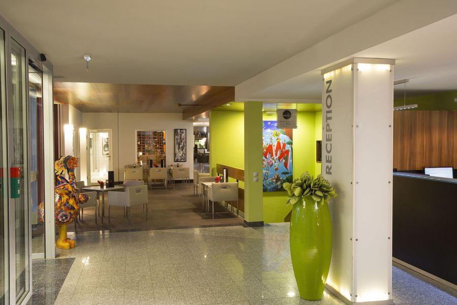 Diana Hotel Restaurant Et Spa **** Intérieur
