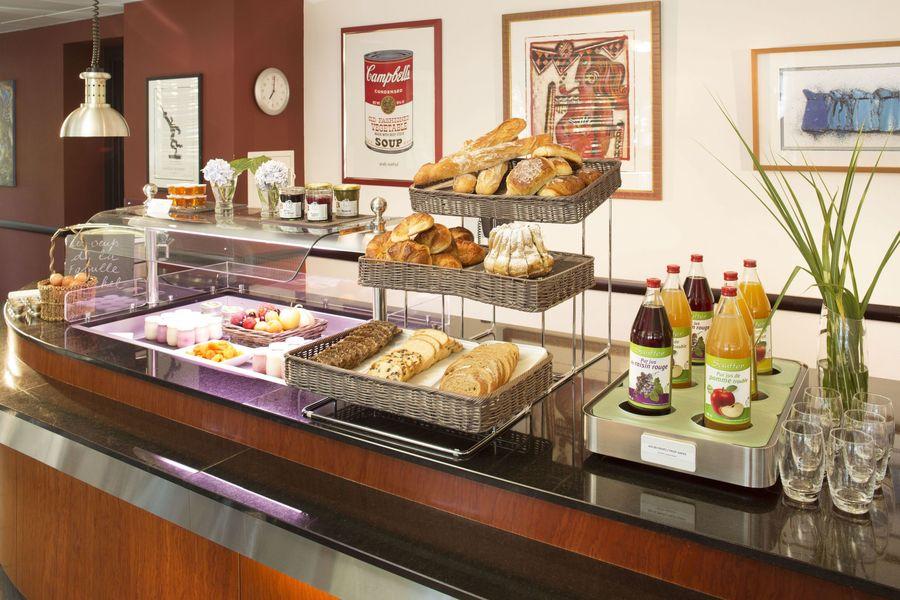 Diana Hotel Restaurant Et Spa **** Petit-déjeuner